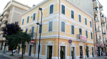 Palazzo storico a Pescara