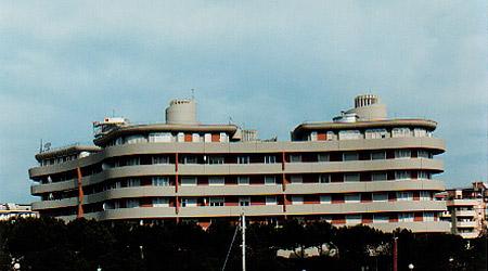 Palazzo Quadrifoglio a Pescara