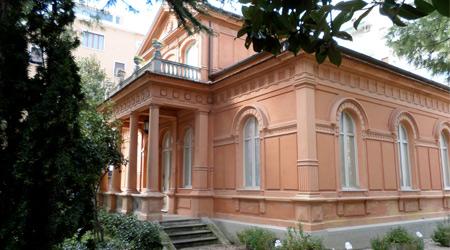 Villa Urania a Pescara